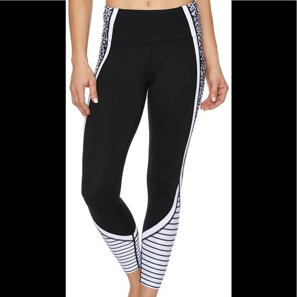 88d4f05e495d Betsey Johnson Pants | Betsy Johnson Leopard Stripe Leggings | Poshmark